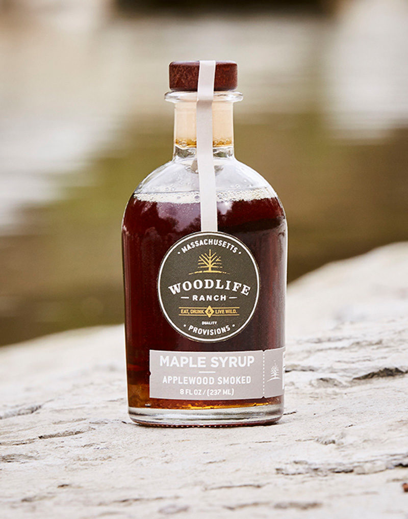 WLR Applewood Smoked Maple Syrup