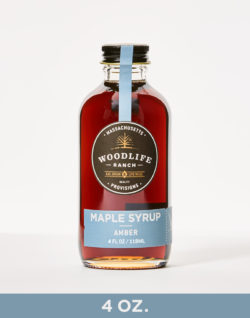 Woodlife Ranch Amber Maple Syrup