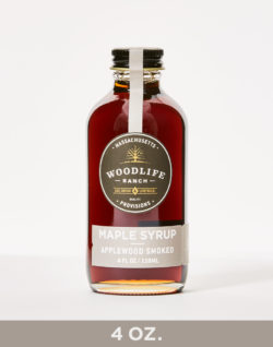 Woodlife Ranch Applewood Smoked Maple Syrup
