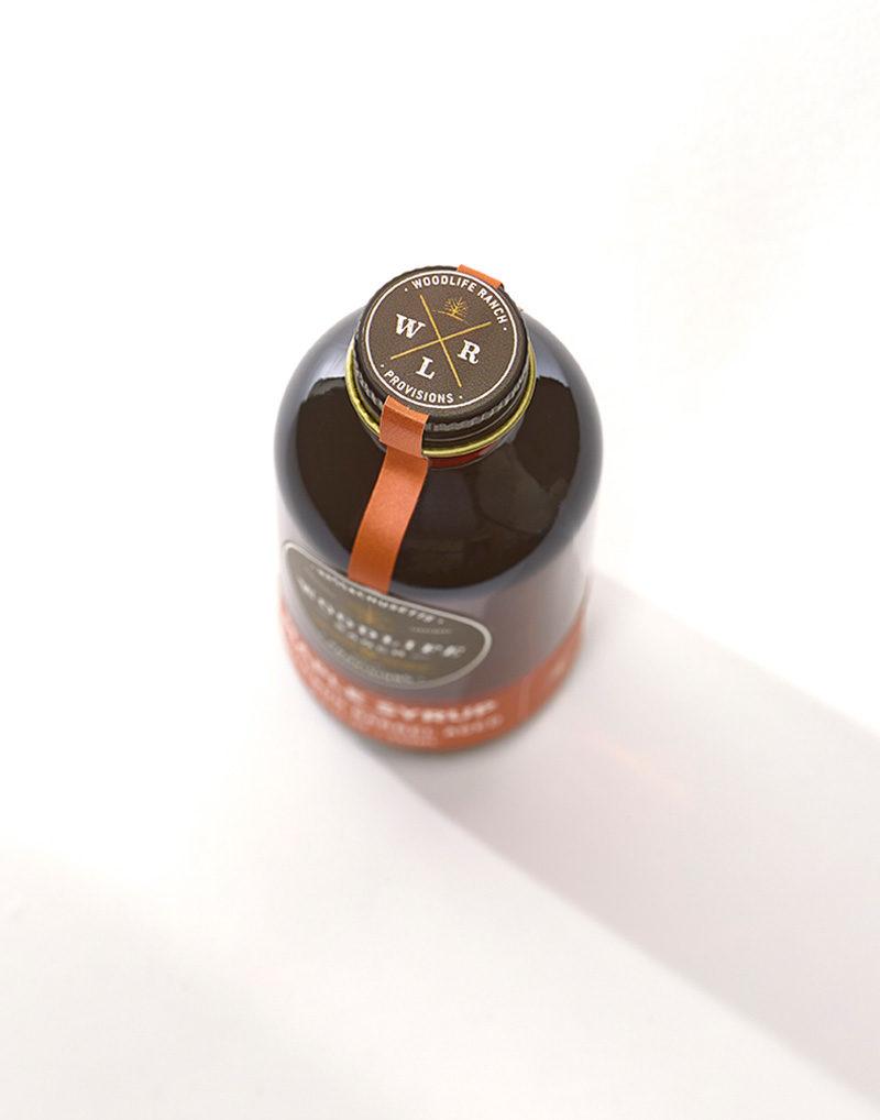 WLR Bourbon Barrel Aged Maple Syrup