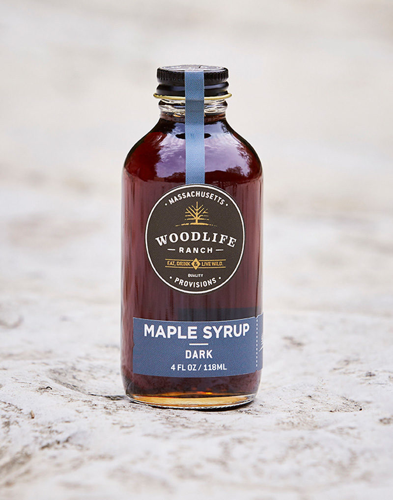 WLR Dark Maple Syrup