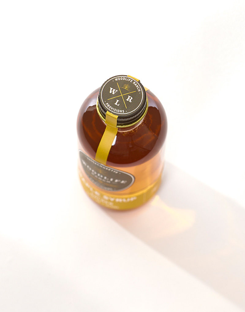 WLR Golden Maple Syrup
