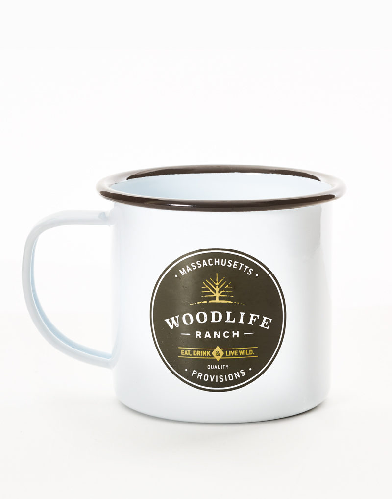 Woodlife Ranch Provisions Mug