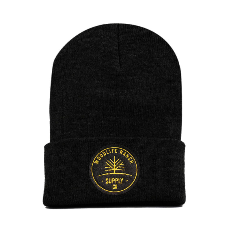 Woodlife Ranch Supply Co. Beanie