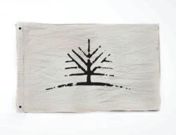 Woodlife Ranch Tree Flag