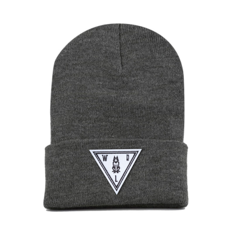 Woodlife Ranch Wolf Beanie