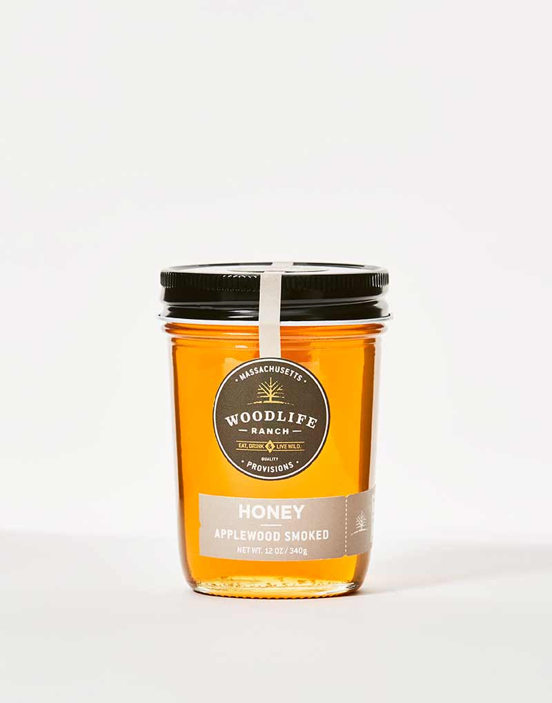 Woodlife Ranch Applewood Smoked Honey