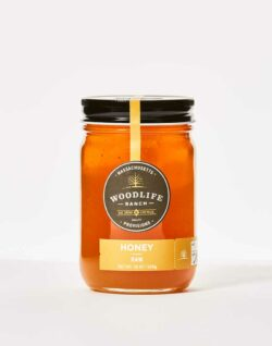 Woodlife Ranch Raw Honey