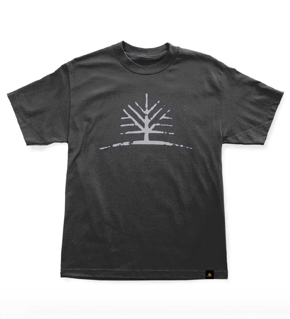 Woodlife Ranch Logo Green T-shirt