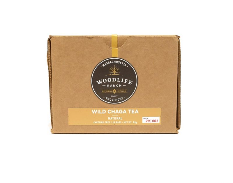 Woodlife Ranch Chaga Tea