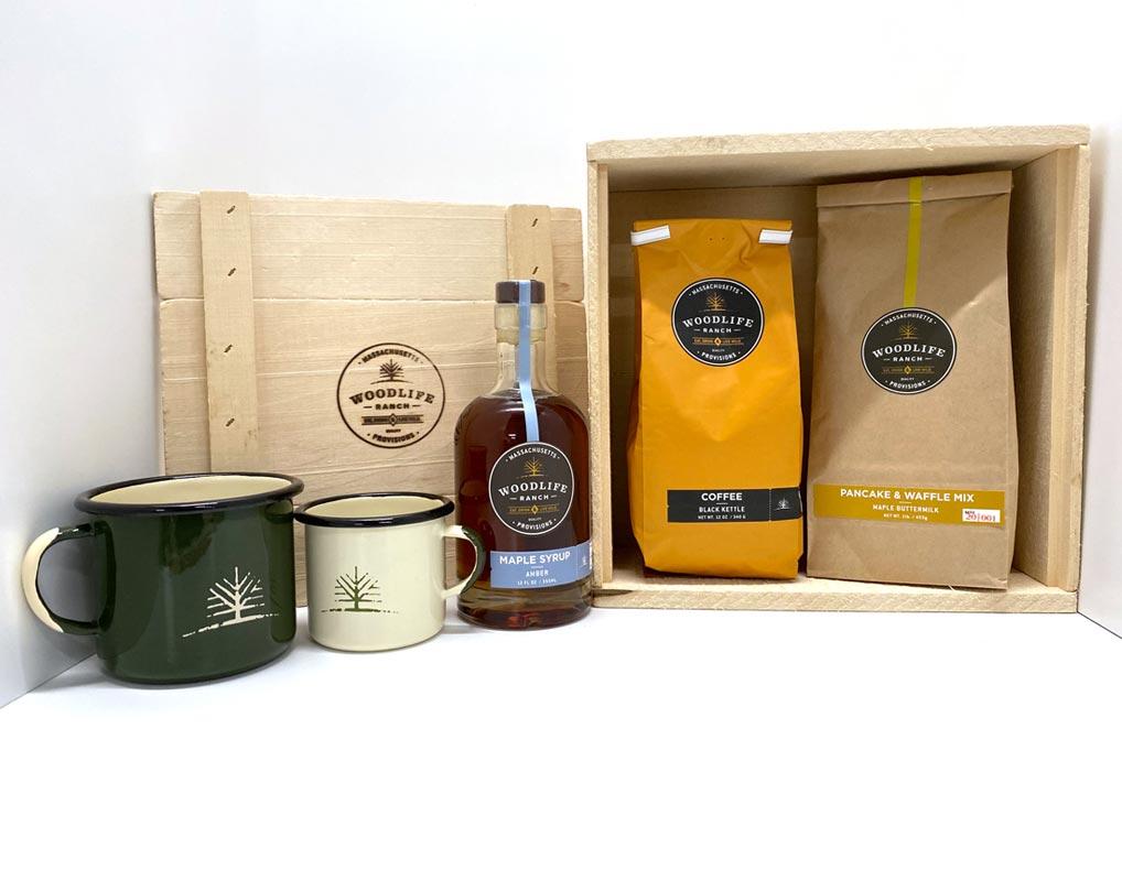 Woodlife Ranch Breakfast Box