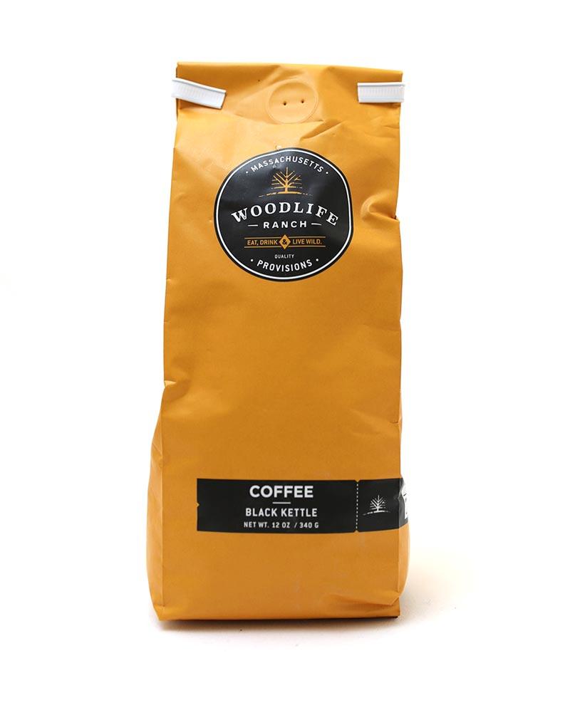 Woodlife Ranch Black Kettle Coffee
