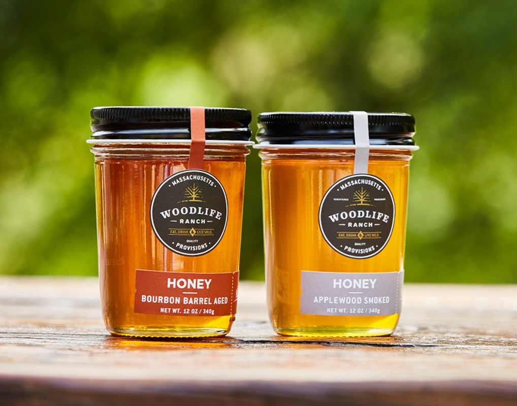 WLR Honey 12 oz. Case