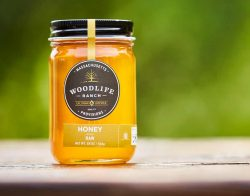 WLR Honey Raw Case 18 oz.
