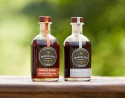 Woodlife Ranch Maple Syrup 8 oz. Case