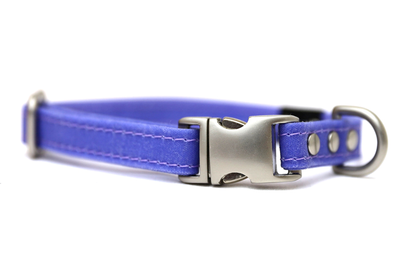 Woodlife Ranch Lavender Dog Collar